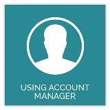 Using Account Manager