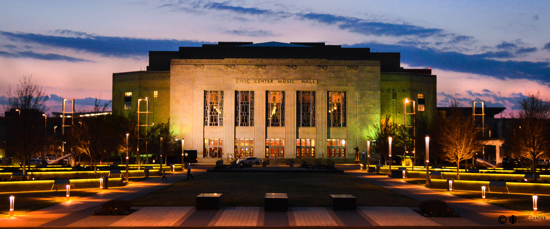 Okc Christmas Events.Oklahoma City Civic Center Music Hall Featured Shows